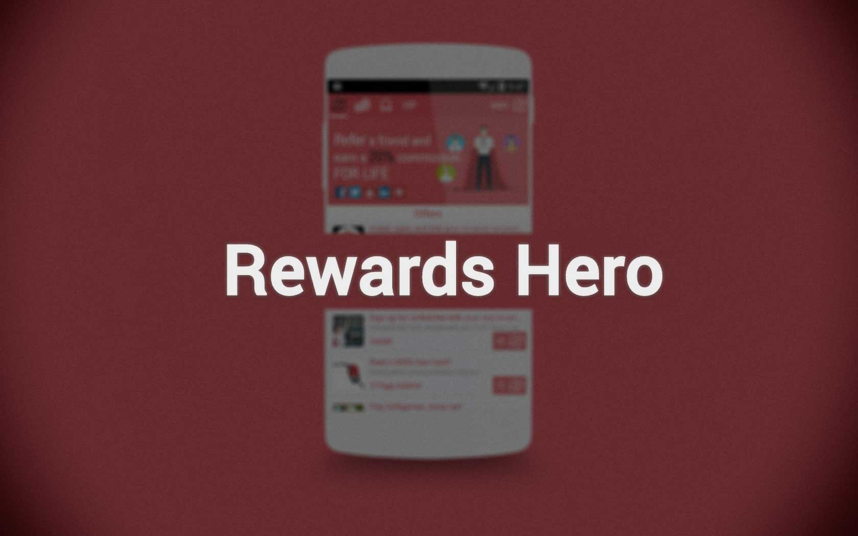 Rewards Hero